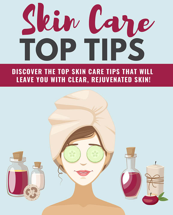 skin care top tips
